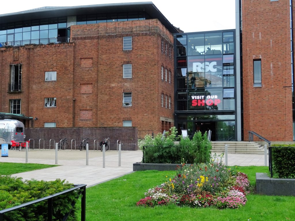 Stratford upon Avon - Royal Shakespeare Theater