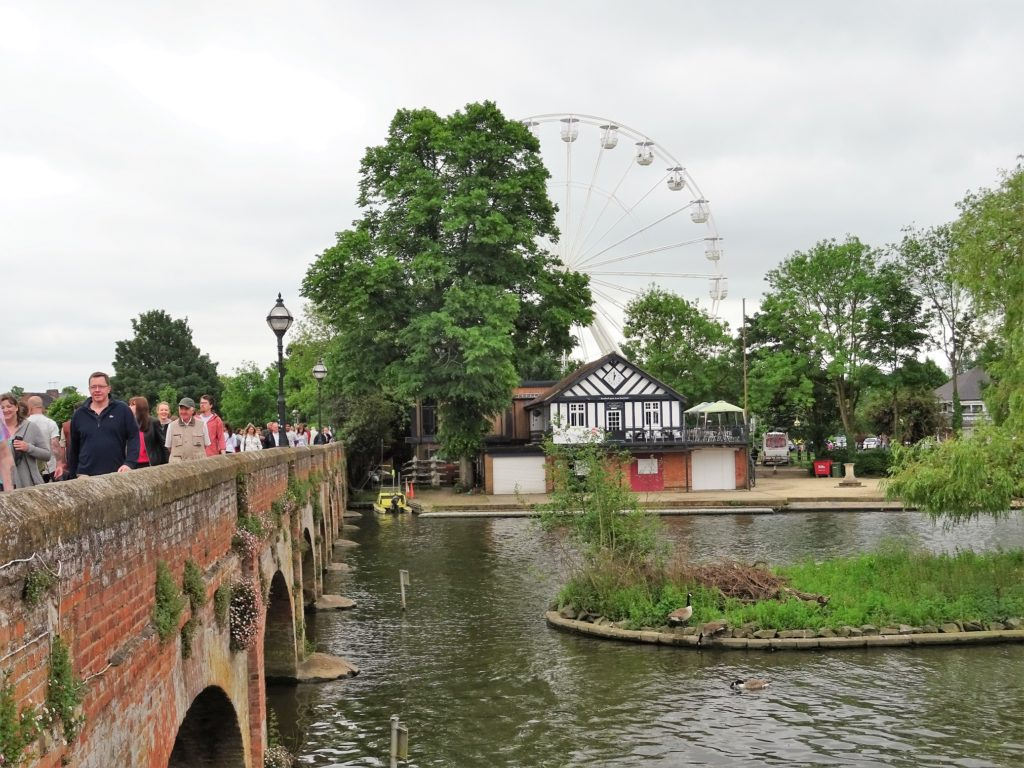 Stratford-upon-avon, Tramway Bridge