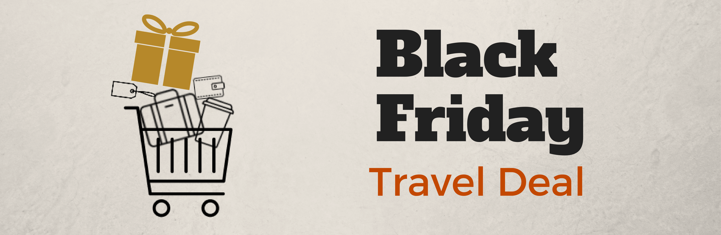 IMG : Black Friday Travel Deal – Start Packing for Europe