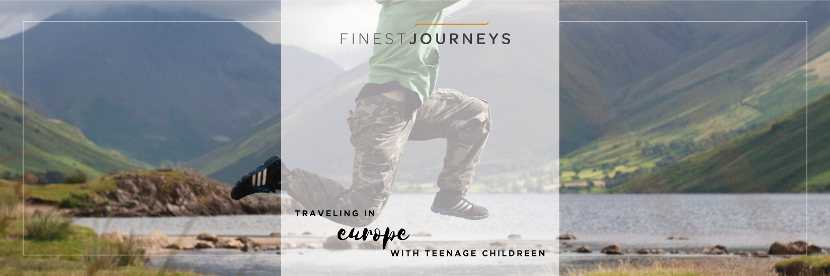 IMG : Traveling in Europe with Teenage Children