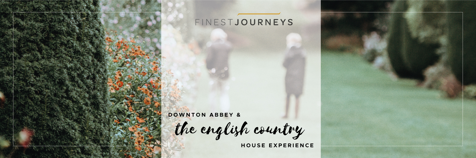IMG : Downton Abbey and the English Country House Experience
