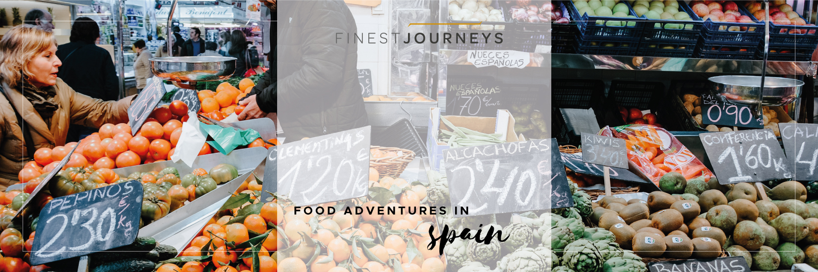 IMG : Food Adventures in Spain