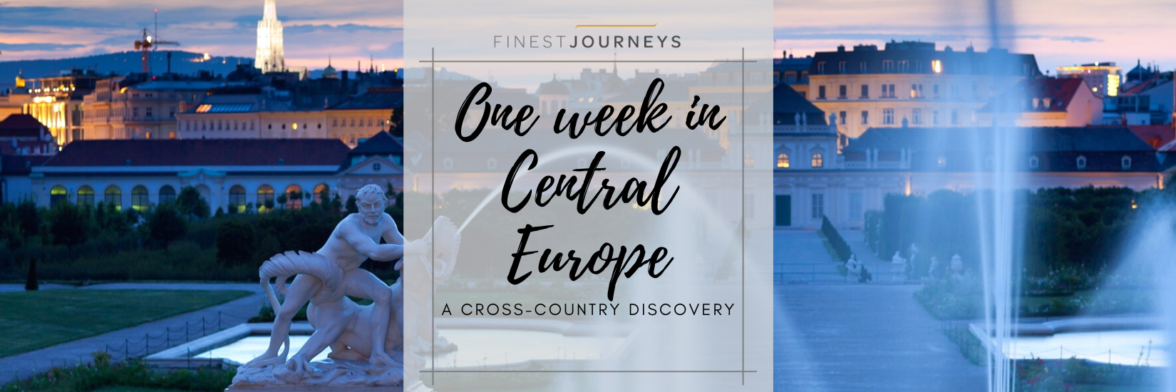 IMG : One Week in Central Europe: A cross-country itinerary